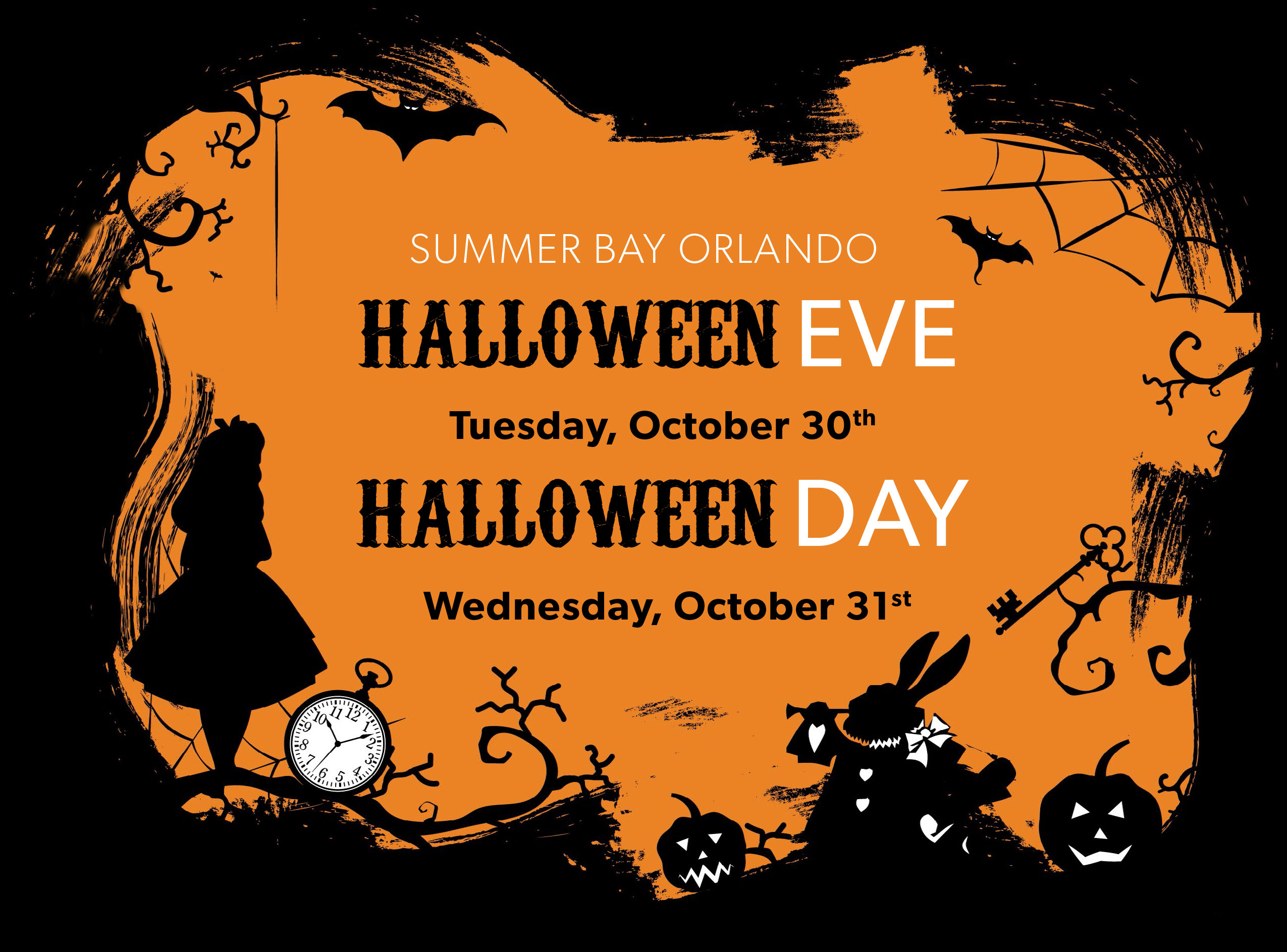 Halloween at Summer Bay Orlando